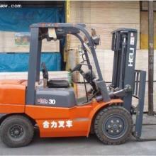 供应大连开源调兵山购买二手叉车首选3吨4吨合力牌叉车价格3万6批发