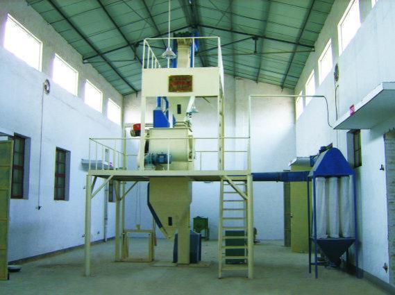 供应河南饲料成套设备郑州饲料成套设备永兴饲料成套设备