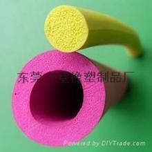 供应硅胶发泡管