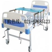 双摇带厕老人瘫痪护理床图片