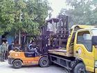 供应广州先烈中路叉车出租公司电话 广州大众搬屋公司图片
