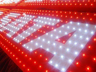 供应加工定做不锈钢led外露发光字厂家