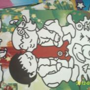 彩砂画儿童沙画套装彩底沙画图片