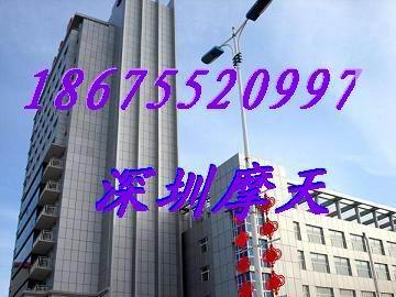 供应深圳摩天氟碳保温一体化装饰板丁经理18675520997工程施工图片