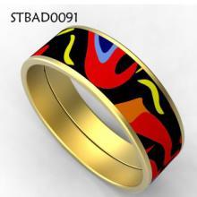 供应肖邦陶瓷戒指加工生产批发