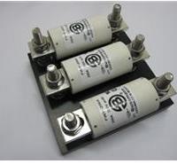 供应中央固定式三联熔断器座AMP3-200