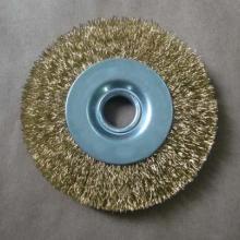 铜丝刷辊铜丝辊刷钢管铜丝刷