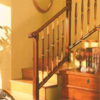 铂品楼梯实木楼梯卡比-26