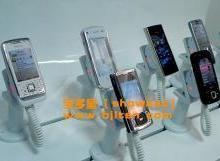供应手机展示架 手机防盗展示架 手机展台磁性展示架 手机防盗架
