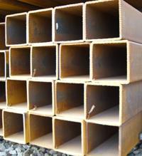 供应大口径薄壁方矩管-天津薄壁方矩管-大口径方矩管