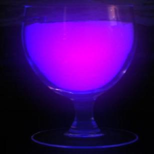 透明不饱和树脂专用夜光粉图片