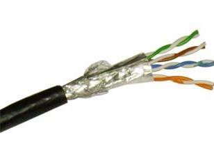 网线纯铜网线双绞线屏蔽双绞图片
