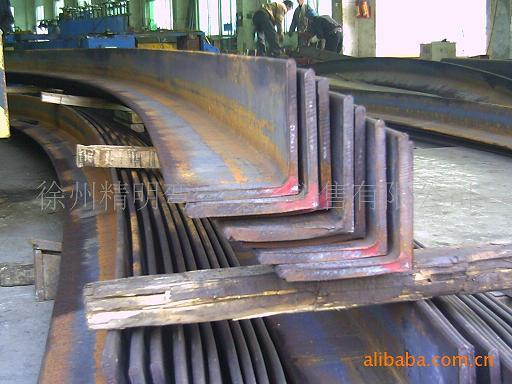 上海角钢拉弯加工 加工角铁孔圈 不锈钢弯管厂家 角钢弯管圆管加工