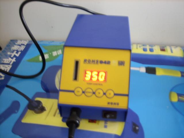供应创新高恒温焊台无铅焊台90W智能无铅焊台创新高CXG942