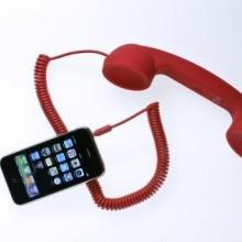 供应防辐射手机听筒苹果诺基亚三星专用