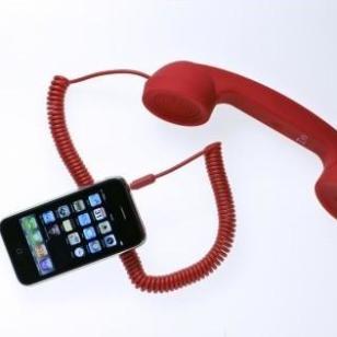 防辐射手机听筒苹果诺基亚三星专用图片
