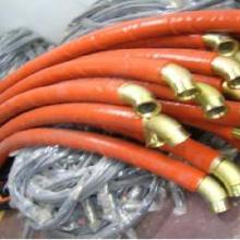 过防火硅胶 无碱玻璃纤维套管高温区域安徽厂家直销图片