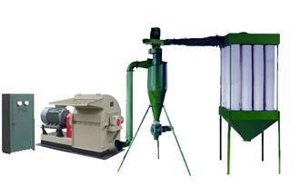 供应PVC磨粉机木糠粉碎机饲料设备图片
