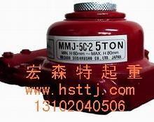 供应【MASADA 日本 进口千斤顶】液压千斤顶一体式MASAD图片
