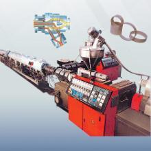 PVC扣板生产线,装饰型材设备专业制造商批发
