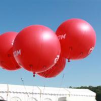 供应南阳卡通空飘氢气球