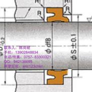 日本NOK耐高温LBH防尘图片