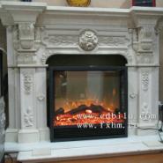 眉山28Q6欧壁火壁炉直销图片