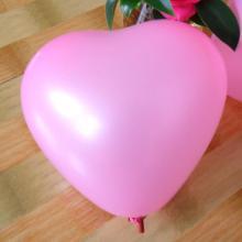 供应心形气球乳胶玩具厂家直供异型气球批发批发