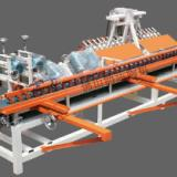 供应厂家线条抛光机14头瓷砖磨边机