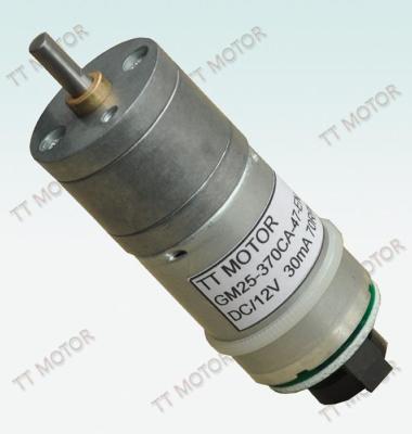 直流减速电机图片/直流减速电机样板图 (3)
