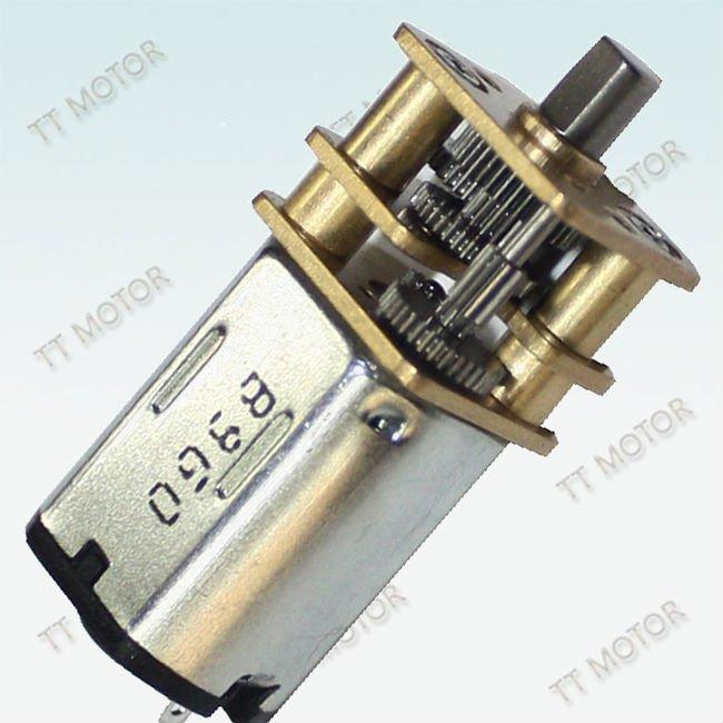 供应用于个人护理产品 保健电器 机器人的深圳厂家生产N20减速电机,