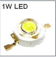 供应1W大功率白光,集成光源,面光源,大功率光源