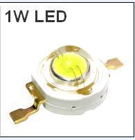 供应1W大功率白光,集成光源,面光源,大功率光源批发