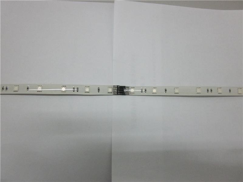供应车用5050绿色软灯条LED灯带贴片灯条