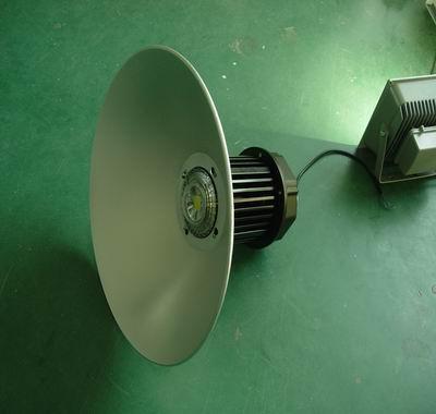 供应LED工矿灯外壳50W(可配电源、光源)