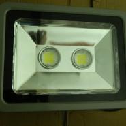 高墙投光灯120W白光图片