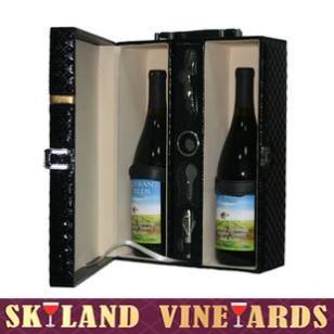 美国葡萄酒艾利菲2002干红批发图片