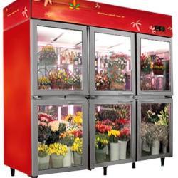 供應保鮮鮮花櫃