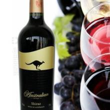 澳洲袋鼠葡萄酒代理加盟-----华南地区
