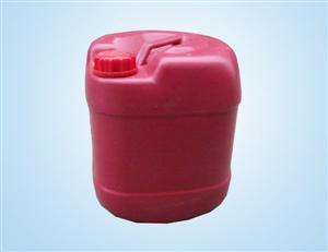 供应耐用20L红色塑胶化工桶