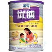圣元优博儿童成长配方奶粉900克图片