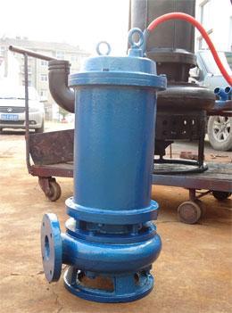 供应耐热无堵塞排污泵