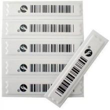供应商品防窃商标条形码防窃商标特价防窃商标