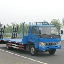 供应平板车拖挖掘机平板车挖掘机装图片