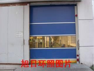 供应北京帆布快速门