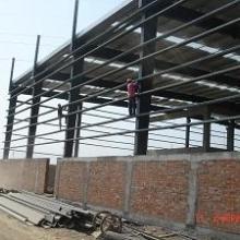 供应轻钢结构仓库钢结构厂房价格