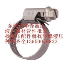 供应不锈钢喉箍 不锈钢喉箍卡箍 强力喉箍 美式卡箍 喉箍厂家图片