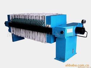 630型自动液压自动保压压滤机图片