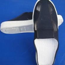 供应防静电PVC拖鞋两眼防静电鞋图片