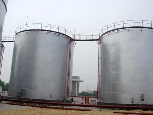 供应山东油罐厂家